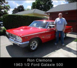Ron Clemons