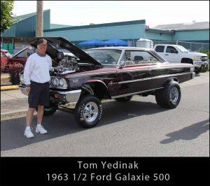 Tom Yedinak Final