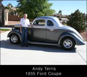 Andy Terris