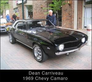 Dean Carriveau