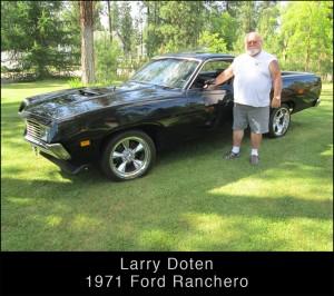 Larry Doten