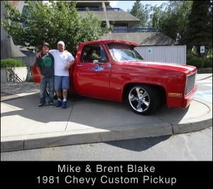 Mike & Brent Blake