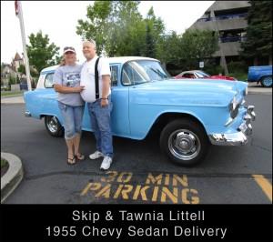 Skip & Tawnia Littell