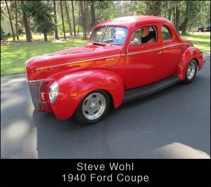 Steve Wohl