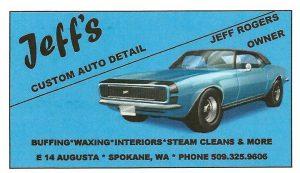 Jeff's Custom Auto Detail