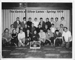Gents Spring 1970 Silver Lanes final reduced