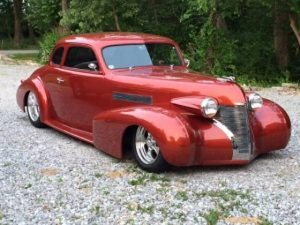 1939 Cadillac Model 75 Coupe